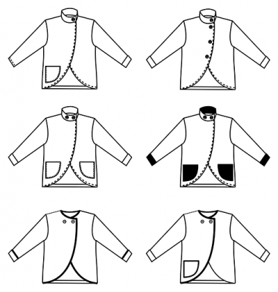 Albany Jacket Designer Ideas