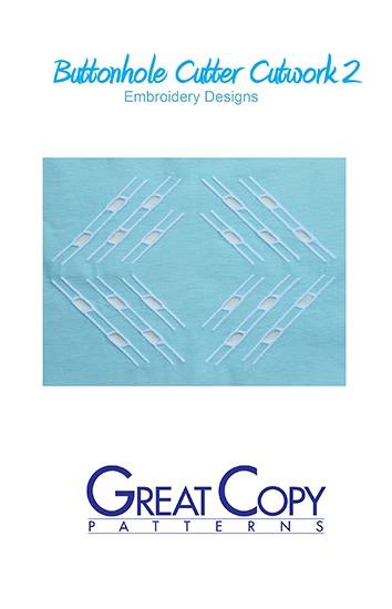 Buttonhole Cutter Cutwork 2 Cover