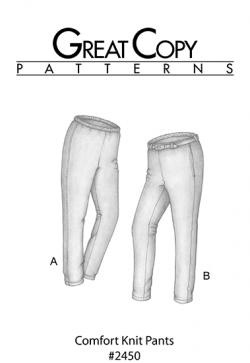 Comfort Knits Pants #2550