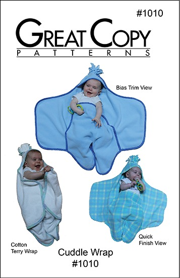 Cuddle Wrap Pattern Cover