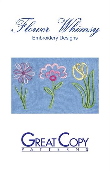 Flower Whimsy Cover