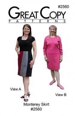 Monterey Skirt #2560