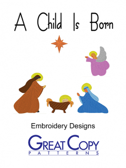 A Child is Born Cover
