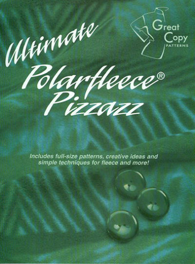 Ultimate Polarfleece Pizzazz Cover